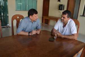 Atento às demandas apresentadas, o vice-presidente José Aníbal reforçou o comprometimento do órgão em apoiar os municípios