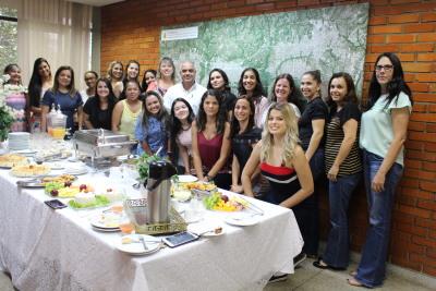 O Presidente da Companhia, Aleandro Lacerda ressalta a importância da mulher em todas as esferas da sociedade e diz sobre o avanço de políticas públicas voltadas para a mulher