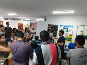 Estudantes da Universidade Católica do Tocantins conhecem programas de defesa sanitários da Adapec