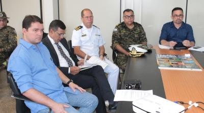 A Semarh é parceira do Naturatins na ação. O secretário do Meio Ambiente Renato Jayme participou da coletiva de imprensa que apresentou o balanço da piracema.