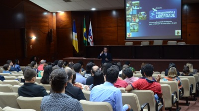 Juiz de Direito, Deomar Barroso, fala sobre a importância do trabalho do preso para reinserção social