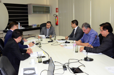 Reunião Conselho de Administração
