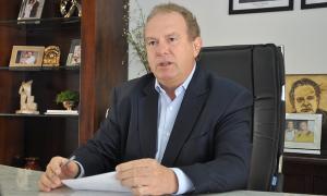 Medida foi anunciada pelo governador Mauro Carlesse nesta segunda, 16