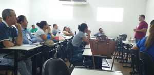 Treinamento sobre raiva em Marabá