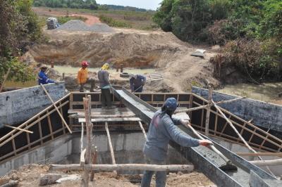 As obras serão financiadas pelo Banco Mundial, por meio do Projeto de Desenvolvimento Regional Integrado e Sustentável (PDRIS).