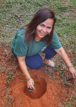 Rejane Ferreira Nunes, supervisora da APA Jalapão