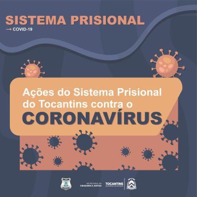 O Núcleo visa previnir surtos do Coronavírus e outras doenças epidemiológicas entre servidores e presos das unidades prisionais do Estado