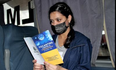 Vinda de Campinas (SP), bióloga Laiane Almeida aprovou a ação realizada pelo Governo do Estado