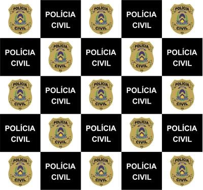 Homem suspeito de cometer vários criemes contra o patrimônio é preso pela Polícia Civil em Paraíso