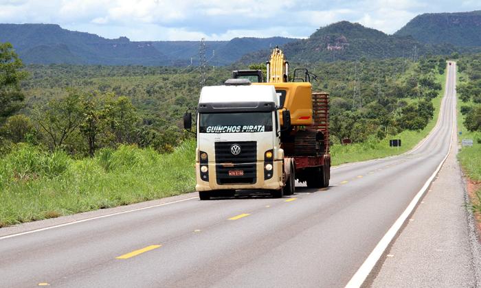 Governo está investindo para melhorar o sistema logístico do Tocantins