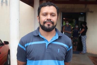 O vice-presidente da Apae de Aliança do Tocantins, José Carlos Soares dos Santos, destacou a importância do auxílio