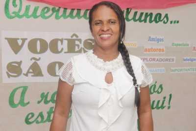 Para diretora do Colégio Estadual Anita Cassimiro Moreno, Maria Ribeiro da Silva, os kits reforçam a segurança alimentar das famílias