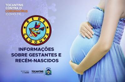Informações para atendimento às gestantes e recém-nascidos