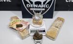 Homem preso estava utilizando a própria residência como ponto de venda de drogas na Capital