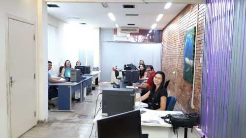 Técnicos fazem análise das prestações de contas dos termos de colaboração e convênios