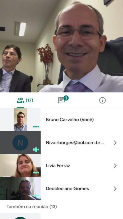 Conselho de Procuradores do Estado é presidido por Nivair Borges