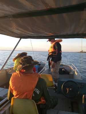 A fiscalização ocorreu na sexta-feira, 3, no Lago de Palmas