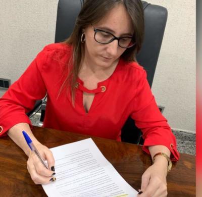 Juliana Passarin é administradora e contadora