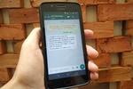 Atendimento pelo Whatsapp está disponível 24 horas por dia