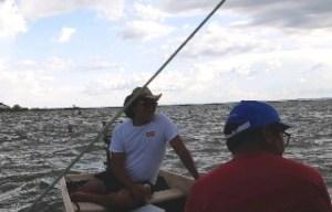 Fiscais verificaram o cumprimento da Cota Zero em pesca no lago de Palmas