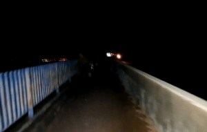 Ponte Fernando Henrique Cardoso, em Palmas, é bastante procurada por pescadores