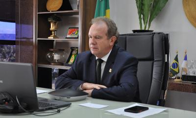 Governador Mauro Carlesse, junto com Comitê de Crise, prorroga suspensão das aulas até 29 de maio.