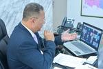Durante videoconferência, Tom Lyra ressaltou a preocupação do governador Mauro Carlesse com a comunidade carente do Jalapão