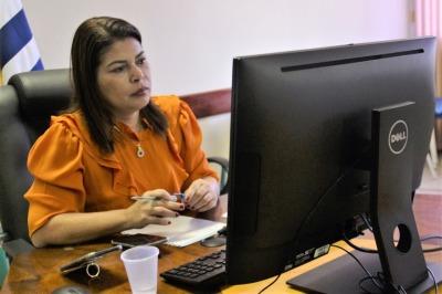 Segundo a Secretária, os cursos trarão mais uma oportunidade de qualificação e desenvolvimento regional