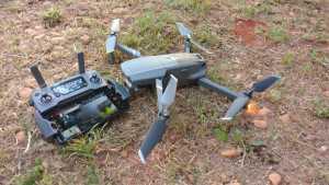 Drones que vão atuar nas Unidades de Conservação do Naturatins