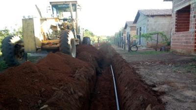 Extensão de rede executada em Conceição do Tocantins beneficia famílias com acesso à água tratada