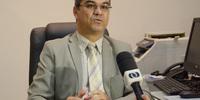 Entrevista presidente Cláudio Alex Vieira à TV Anhanguera