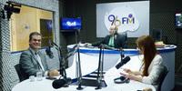 Entrevista presidente Cláudio Alex Vieira à Rádio 96FM sobre ações do Detran relativas à volta às aulas
