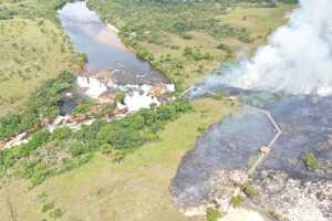 Ações objetivam reduzir a possibilidade de incêndios no Jalapão nos meses mais secos