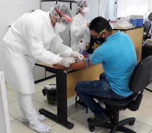 Todos os servidores do É Pra Já de Araguaína estão sendo testados