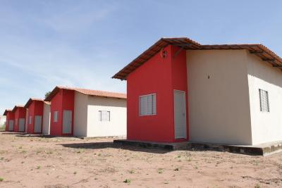 Projeto prevê a entrega de 183 moradias no Jardim Taquari.