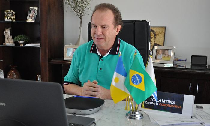 O governador Mauro Carlesse, determinou a suspensão total das atividades não essenciais das cidades do Bico do Papagaio, em Araguaína, Colinas, Nova Olinda e Cariri, a partir das 18 horas deste sábado, 16
