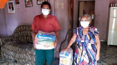 Mais de 42 mil famílias foram atendidas