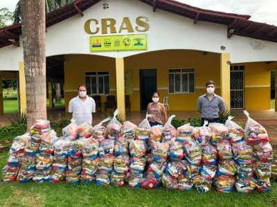Os 139 municípios já foram atendidos na primeira etapa da entrega