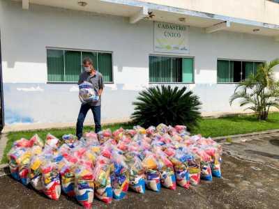 150 famílias foram atendidas na primeira etapa de entrega em Paraíso