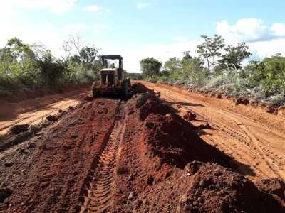 Melhorar as condições de trafegabilidade, de acordo com projetos ambientalmente sustentáveis, garante o escoamento da produção