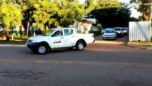 Equipe do Ruraltins, responsável pelas entregas às famílias da zona rural, começa as entregas nesta quinta-feira, 21