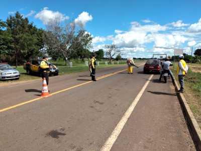 lockdown  e higienização dos veículos em Araguatins