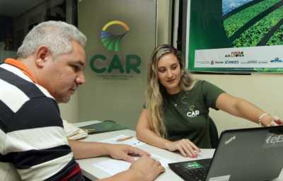 As informações do CAR serão necessárias para viabilizar os trabalhos de identificação das áreas