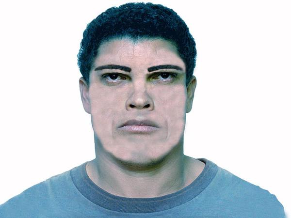 Polícia Civil divulga retrato falado de suspeito de tentativa de estupro em Monte do Carmo