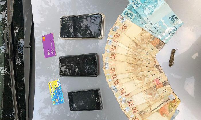 Polícia Civil prende quatro pessoas suspeitas de tráfico de drogas no sul do Estado