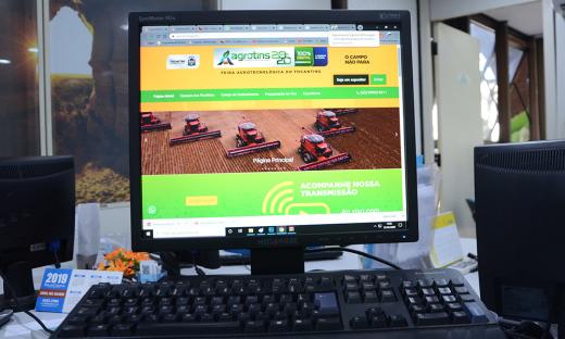 Agrotins 2020 100% Digital ocorrerá nos próximos dias 27, 28 e 29 de maio por meio da plataforma www.agrotins.to.gov.br