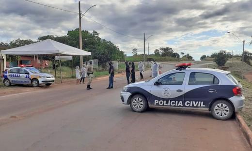Forças de segurança realizam operações integradas de norte a sul do Estado para cumprimento de decretos estaduais no combate à Covid-19