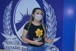 A gerente destaca que o vizinho é peça fundamental na proteção de criança e adolescentes durante a pandemia