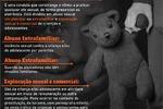 Tipos de violência sexual contra crianças e adolescentes