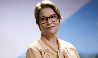 Ministra da Agricultura, Tereza Cristina, afirmou que a realização do evento reflete a capacidade do setor em se adaptar ao cenário que se apresent